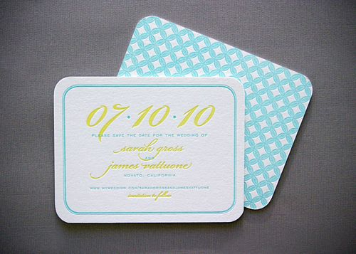 6a00e554ee8a228833013480c7478d970c 500wi Modern Geometric Pattern Wedding Invitation