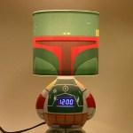 Boba Fett Character Lamp