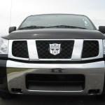 Transformers Car Emblem