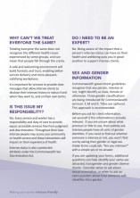 Making your service intersex friendly - page 4