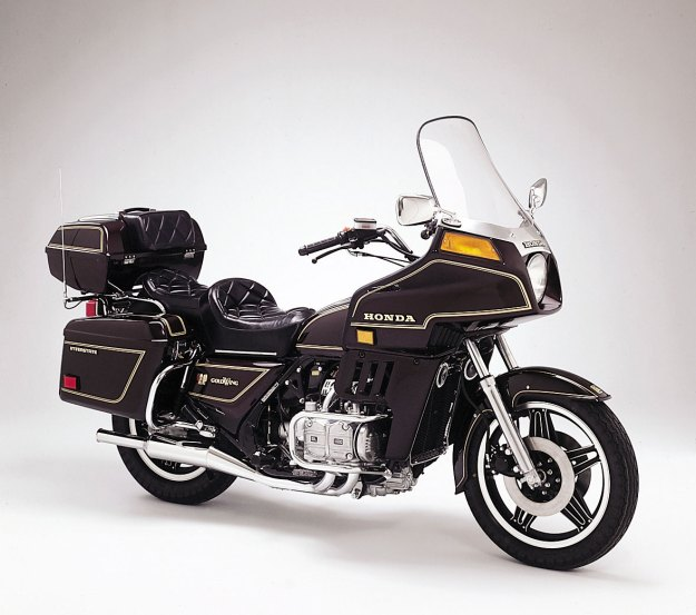 1980 Honda Gold Wing GL1100 Interstate