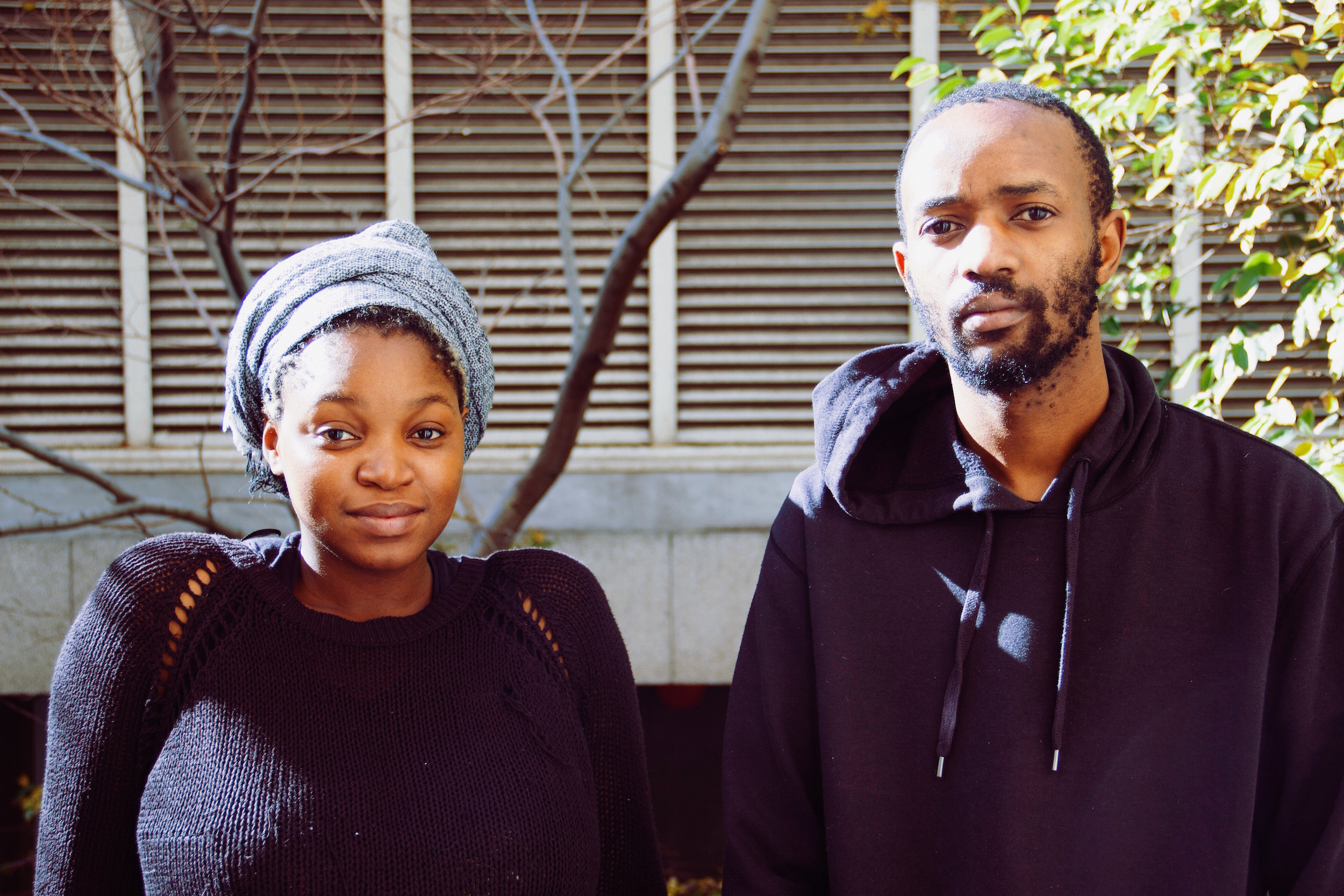 Lunga Mateta-Phiri and Dillion Phiri. Courtesy of Creative Nestlings