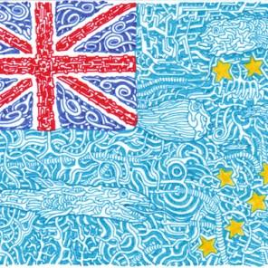 Ocean of Tuvalu (2011) SOLD