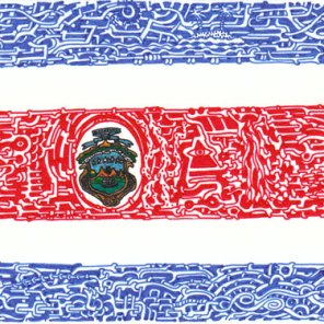 Tropical Costa Rica (2011) SOLD