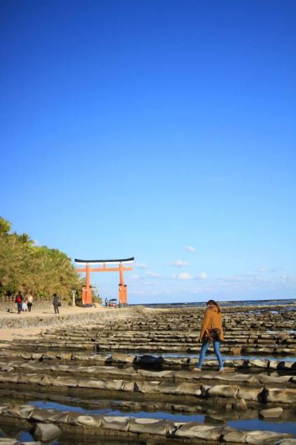 Aoshima, Miyazaki