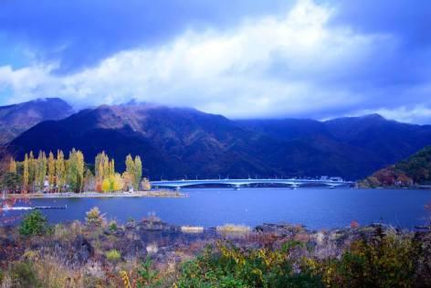 Kawaguchi Lake - Yamanashi.