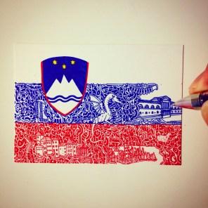 Slovenija wip