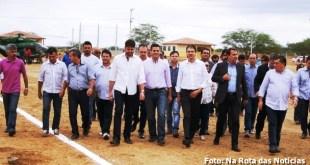 Penaforte e Jati: Governador entrega 40 Vilas Produtivas Rurais nos municípios
