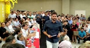 Guilherme Landim se filia ao PDT, e articula mais filiações pela região