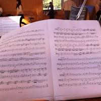 【オーケストラ】加音オーケストラの練習に参加してきました。(演奏会は5/27です)