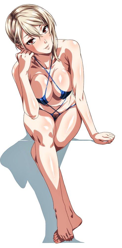食戟のソーマ エロ画像 04 (13)