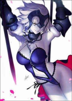 Fate/Grand Order エロ画像 04 (19)