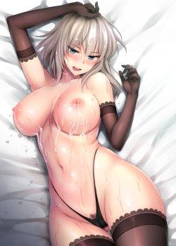 [ガルパン] ガールズ&パンツァー エロ画像 まとめ (3)