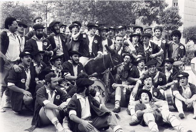 Carrera Burros-1977