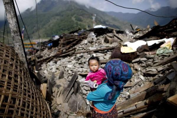 Mercadillo Solidario por Nepal