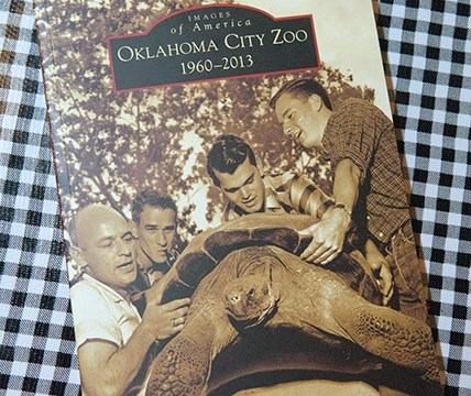 Oklahoma City Zoo, 1960-2013 by Arcadia Publishing (Mark Hancock)