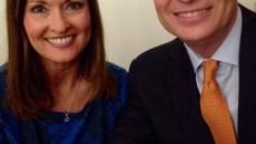 Mayor Mick Cornett, 56, and Terri Walker, 55, were married on Nov. 26.