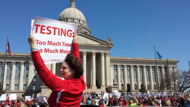 Our public schools could balance regional pay inequality with raises and other proposals. (Ben Felder / File)