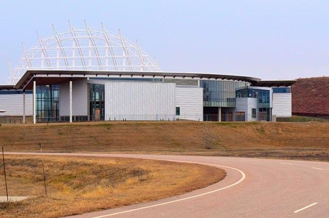 American Indian Cultural Center and Museum (Mark Hancock / File)
