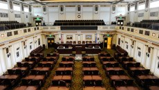 House of Representatives at the Oklahoma State Capitol. (Garett Fisbeck)