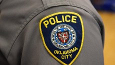 worn by OKC Police officers.  mh