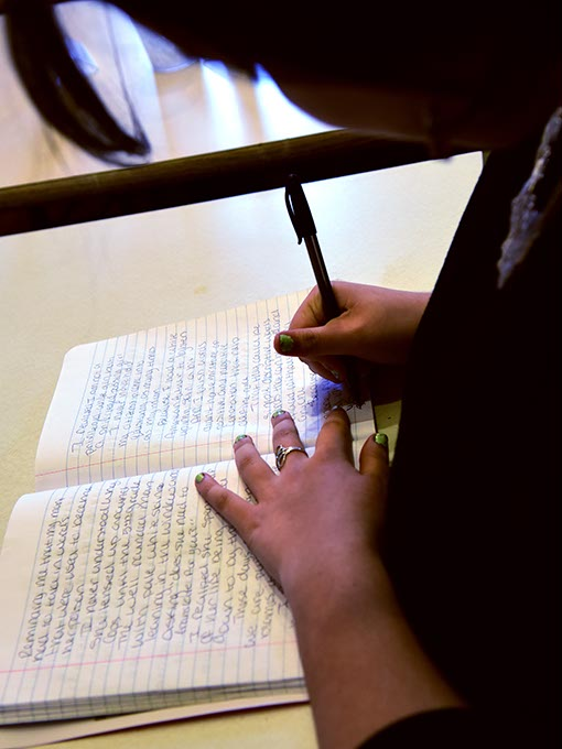 Youth Poet Laureate writes vert 6471mh