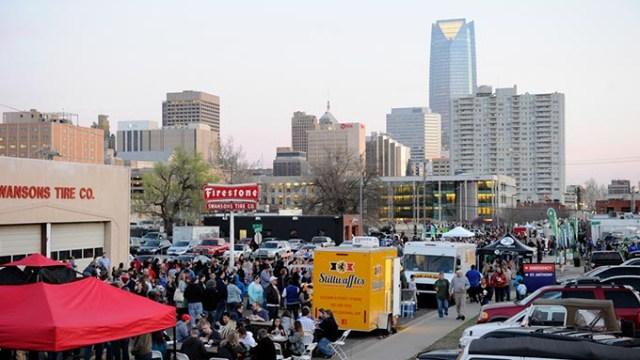 H&8th in Oklahoma City, Friday, March 27, 2015.  (Garett Fisbeck)