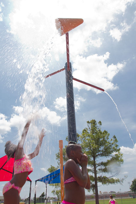 Aquatic Centers And Spraygrounds Offer Relief From The Heat Oklahoma Gazette