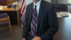 Oklahoma Commissioner of Health Dr. Terry Cline.  7-25-12  mh