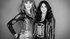 Chad & CHER BY Jonathan Clay Harris - Chad Michaels - Provided
