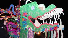A float entered in last year's Norman Mardi Gras Parade (Norman Mardi Gras Parade / Provided)