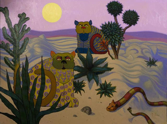 O. Gail Poole's eclectic works form multiple exhibits in Oklahoma City and around the globe. (Provided)