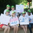 Guests participate in last year's NAMIWalks Oklahoma event. | Photo provided