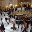 Organizations gather at Oklahoma Arts Day 2016 at the Oklahoma State Capitol, Wednesday, May 4, 2016.  (Garett Fisbeck)