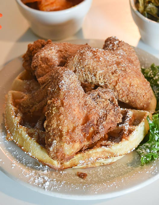 Mama E's Wings & Waffles (Mark Hancock)