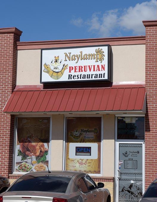 Naylamp Peruvian Restaurant (Garett Fisbeck)