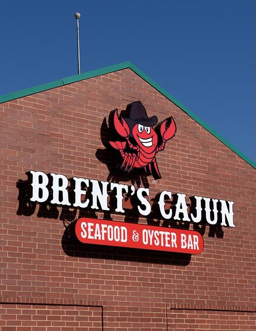Brent's Cajun Seafood & Oyster Bar in Edmond (Garett Fisbeck)