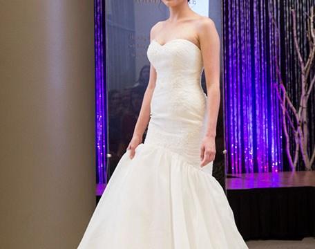 The Oklahoma Bridal Show features a fashion show. | Photo Sherri Glenn Photography / provided