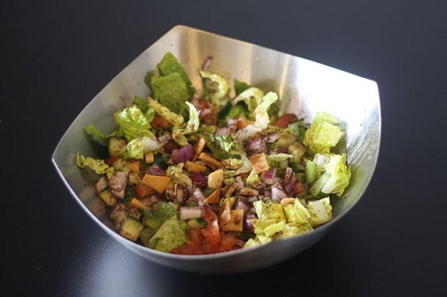 King Tut salad (Greg Elwell)