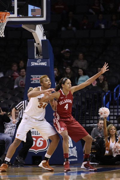 Oklahoma City hosts the 2017 Big 12 Conference Women's Basketball Championship March 3-6. (Richard Clifton / Oklahoma City All Sports Association / provided)