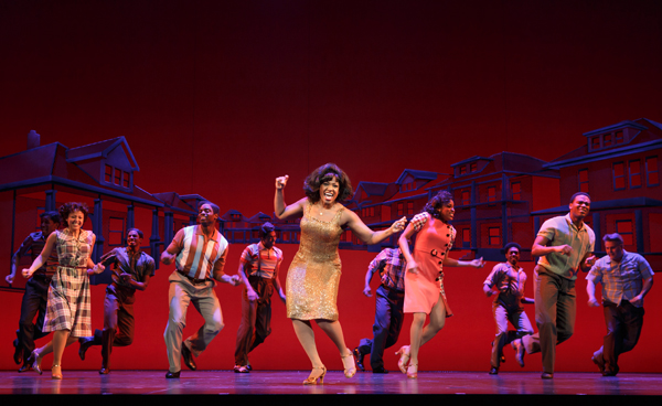 <em>Motown the Musical</em> hits Civic Center Music Hall March 7-12. (Joan Marcus / OKC Broadway / provided)