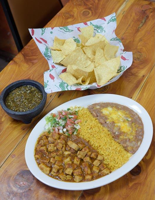 Abel's Mexican Restaurant (Garett Fisbeck)