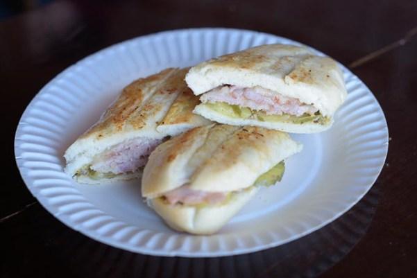 Cuban sandwich (Garett Fisbeck)