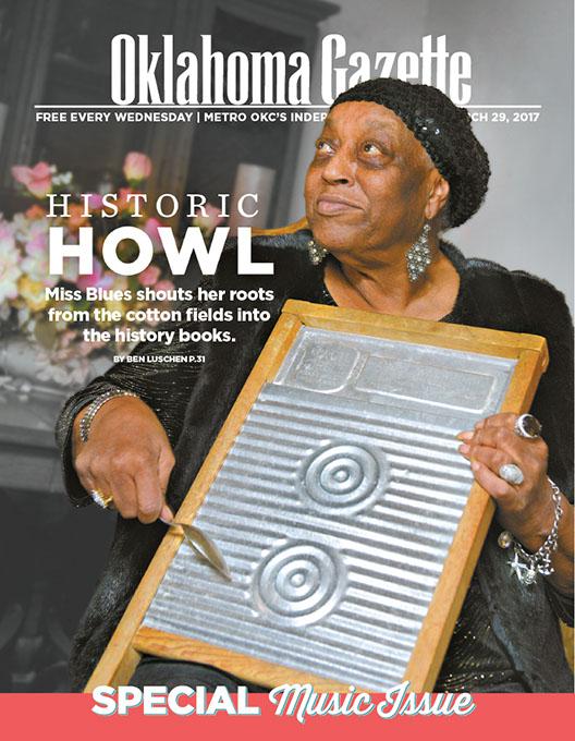 (Cover photo by Garett Fisbeck / Oklahoma Gazette)