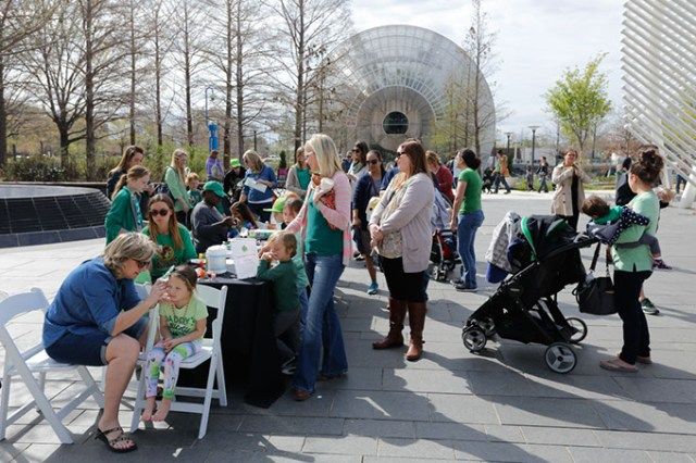 Myriad Botanical Gardens features Irish music, food, dancing and crafts for the entire family to enjoy. (Doug Hoke / Myriad Botanical Gardens / provided)