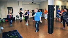 Metro Tech's MetroFit Wellness Community OutReach programs offer tai chi, Get Fit, line dancing, kickboxing, yoga and Zumba. (Oklahoma City Community Foundation / provided)