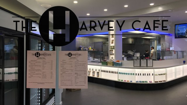 The Harvey Cafe