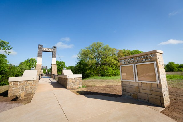 Chickasaw Cultural Center features an exhibit center, theaters, art galleries, a traditional Chickasaw village and activities. (Chickasaw Cultural Center / provided)