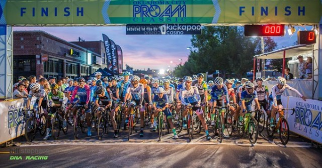 More than 1,000 professional and amateur cyclists are expected to participate in the sixth annual Oklahoma City Pro-Am Classic. (Oklahoma City Pro-Am Classic / provided)