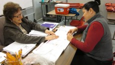 Literacy teachers and adult students work together to improve literacy in the metro. (Community Literacy Centers / provided)